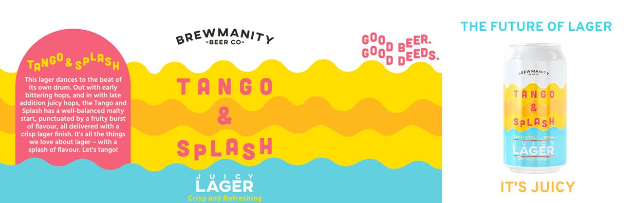 Brewmanity Tango & Splash